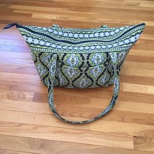 Vera Bradley Retired Cambridge Miller Tote Bag
